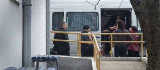 Primii 15 migranți au ajuns în Galați