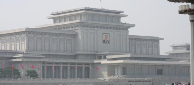 Pyongyang, centro commerciale nordcoreano