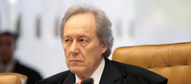 Ricardo Lewandowski, presidente do STF