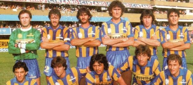 Rosario Central en la temporada 1986/1987