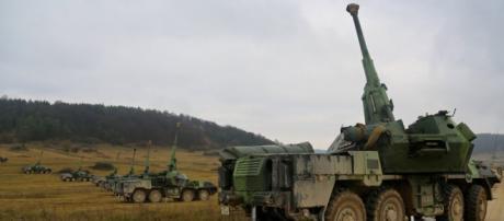 Pronto l'invio di truppe e mezzi corazzati statunitensi