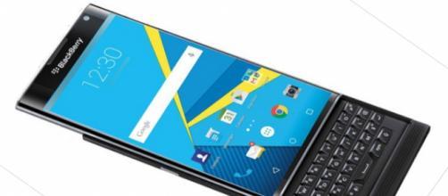 BlackBerry Priv, el primer smartphone con Android de la compañía canadiense
