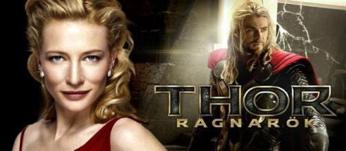 Cate Blanchett se emociona con 'Thor: Ragnarok' despertando la misma sensación en los fans