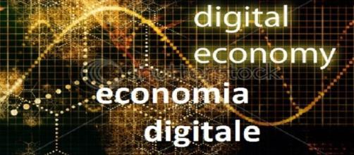 economia digitale per ridurre le tasse, aumentare le pensioni e gli stipendi