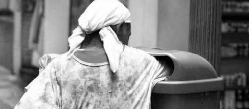 Muitos mendigos estão em condição de resgate cárdico