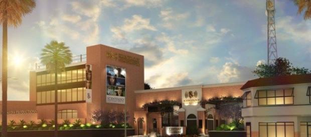 Instalaciones de Scientology Media Productions que abrirá el 30 de abril 2016