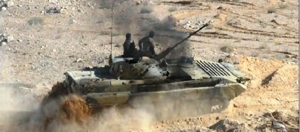 La batalla continuara en Raqqa El Arte de Srvir