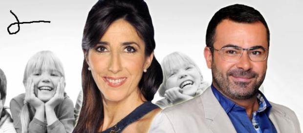 Los dos principales presentadores del programa.