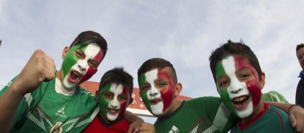 México Canadá CONCACAF RUSIA 2018