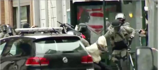 Nuevos arrestos en Belgica Univision noticias