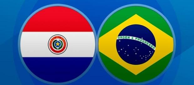 Paraguai e Brasil defrontam-se hoje
