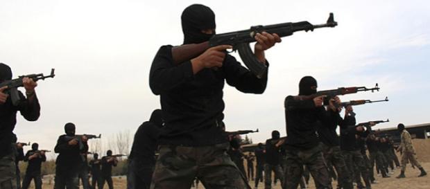 Persecuția creștinilor de către islamiști - Foto Telegraph
