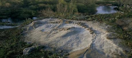 ¿Han aparecido restos de sirenas en el río Tormes?