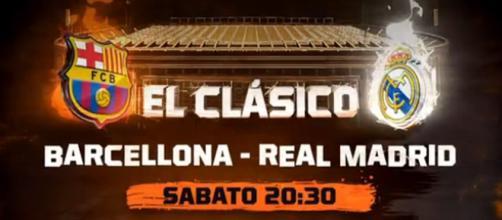 Barcellona-Real Madrid sabato 2 aprile 2016