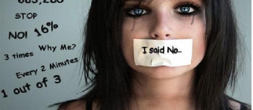 Muitas mulheres que sofrem este tipo de agressão calam-se por vergonha