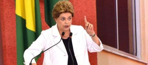 Dilma diz que processo de impeachment da Câmara é golpista
