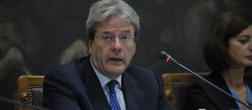 Il ministro degli Esteri Paolo Gentiloni.