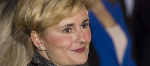 Il ministro dimissionario dello Sviluppo Economico, Federica Guidi