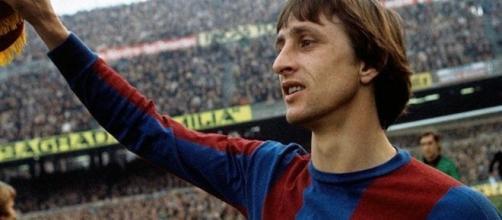 Johan Cruyff Futbol Club Barcelona