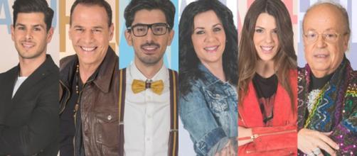 Los Finalistas de Gran Hermano VIP 4.