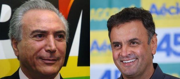 "Aécio e Temer preparam ""pós-Dilma"""