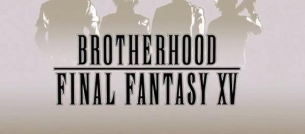 Brotherhood: Final Fantasy XV es una serie anime que llegará a YouTube