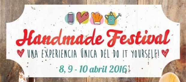 Cartel del Handmade Festival 2016