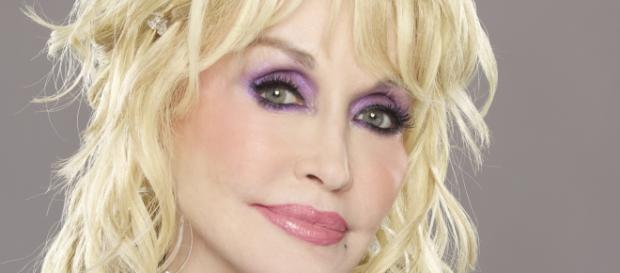 Country superstar Dolly Parton, photo courtesy of Webster PR, used with permission.