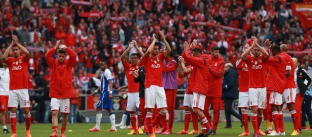 O Benfica está pronto para fazer história