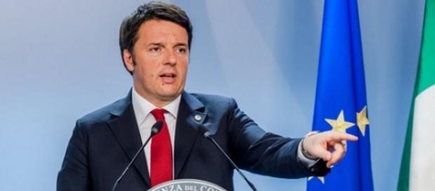 Renzi e la sua battuta sulla scuola.