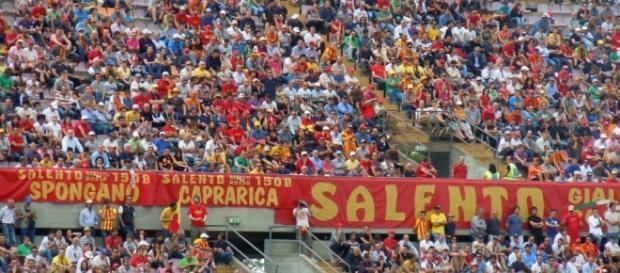 Si prevedono tanti spettatori per Lecce- Matera.