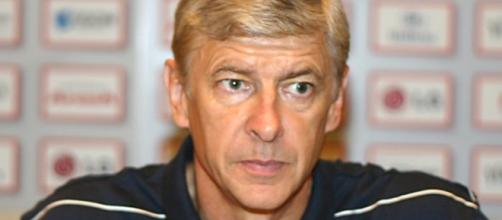 Arsene Wenger and the hurdle of a champion.