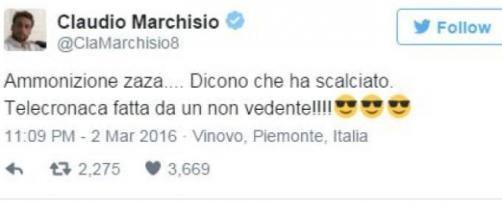 Juventus: è scontro tra Marchisio e Usigrai