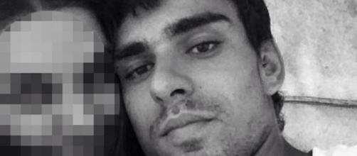 La vittima dell'orrendo omicidio, Luca Varani