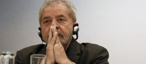 Lula irritou-se com perguntas sobre pedalinhos