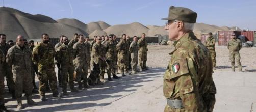 Militari italiani in Libia, questione di giorni