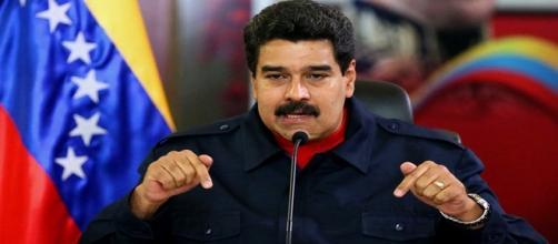 """Nicolás Maduro: """"De aquí no me saca nadie"""""""