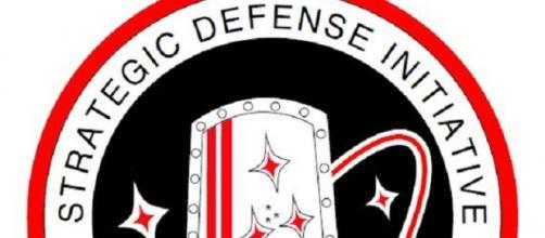 SDI Logo (MIssile Defense Agency)