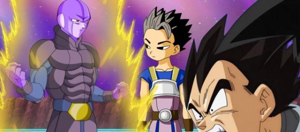 Dragon Ball Super Capítulos 35, 36 y 37 Spoilers
