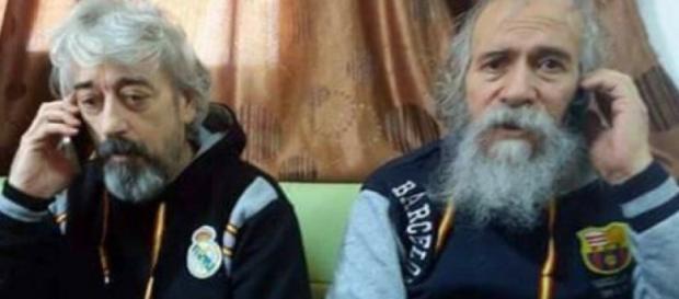 Filippo Calcagno e Gino Pollicardo liberati