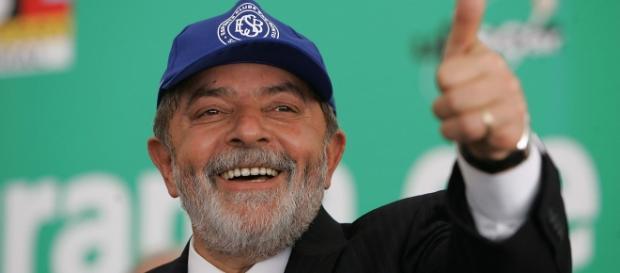 Lula depõe em Congonhas (Wikimedia Commons)