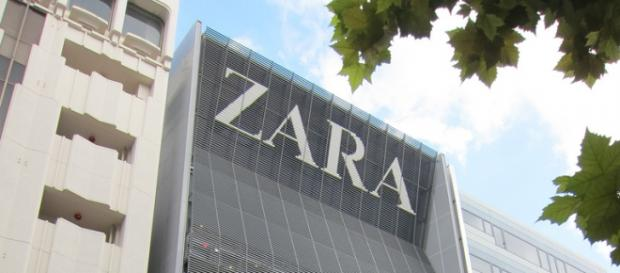 Zara is part of Spanish giant group Inditex.