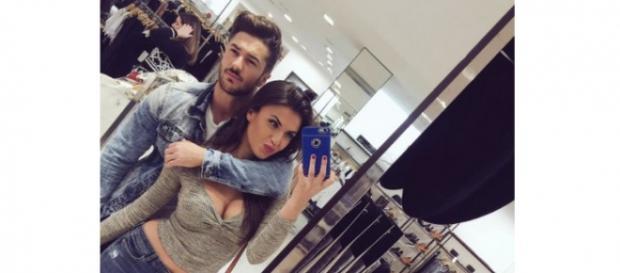 Sofía y Hugo se dejan ver juntos de compras