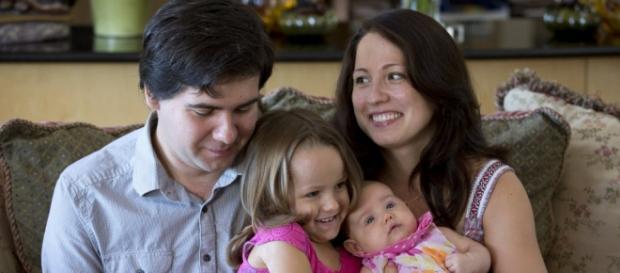 Vadym estava com a família nos EUA desde 2014.