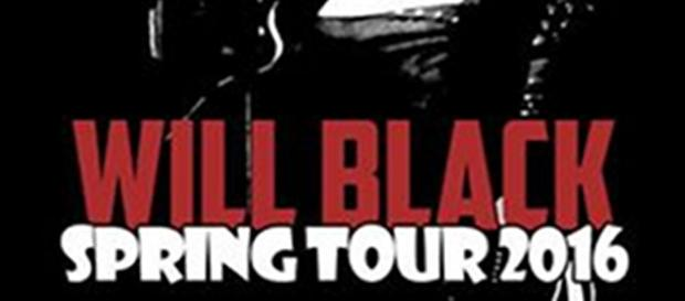 Will Black's UK Spring Tour 2016