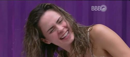Ana Paula no BBB16 (Reproução/Globo)