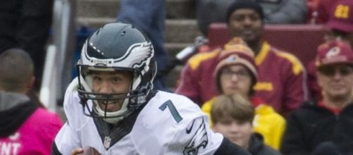 Eagles QB Sam Bradford (photo by Keith Allison)