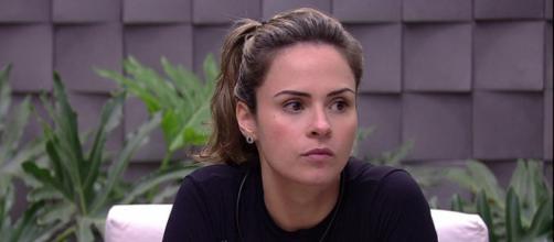 Globo expulsa Ana Paula do Big Brother Brasil