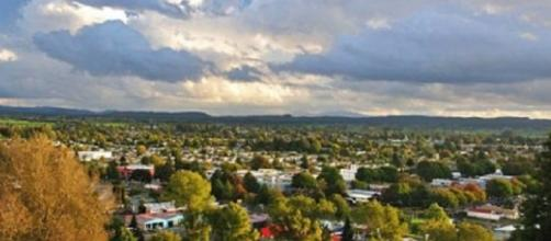 pequeño pueblo ubicado en Waikato en Nueva Zelanda