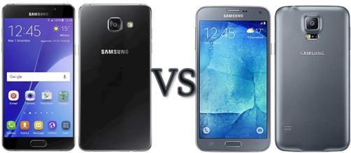 Samsung: Galaxy A5 (2016) vs Galaxy S5 Neo